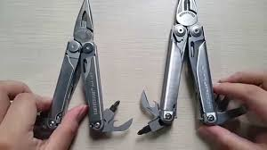 Leatherman Surge VS Wave